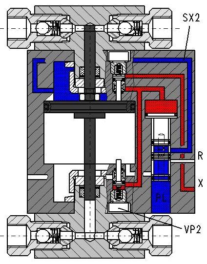 Hava tahrikli yüksek basınç pompası çalışma prensibi-2